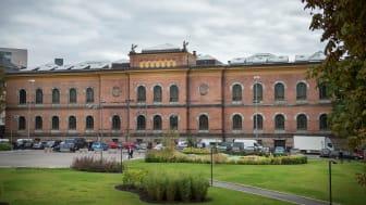 Nasjonalgalleriet mot Tullinløkka