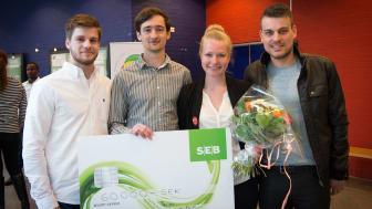 Studenters innovativa lösningar för tidningsbranschen