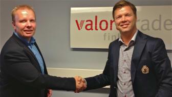 Fria startar samarbete med Valora Trade Finland