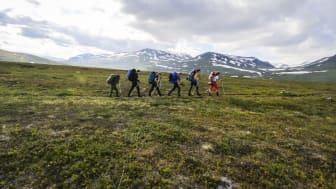 Scouterna satsar på klimatinspiration