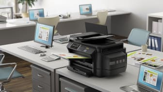 Epson launches first A3 size high-productivity multifunction flagship ink tank printer delivering lowest running costs