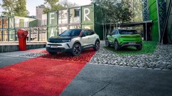 Nya Opel Mokka – nu i Sverige hos återförsäljarna