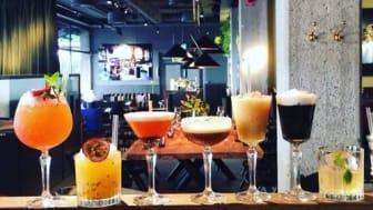 Cocktails på Hantverket Bar