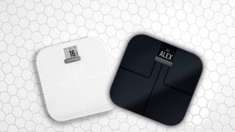 Die Index S2 ist in Schwarz oder Weiss erhältlich und hat eine Batterielaufzeit von bis zu 9 Monaten.