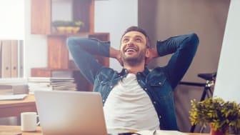 Stolta över 92% nöjda kunder