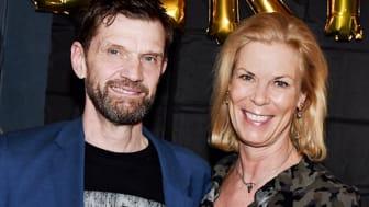 Pernilla och Andreas Olsen har drivit Hotell Kristina i 20 år. Nu lämnar de över verksamheten till nya ägare.