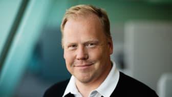 Anders Edwall, Forsens bostadsexpert, talar i Almedalen.