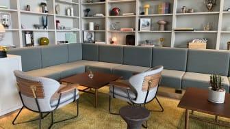 Comfort Hotel Copenhagen Airport Barception Area