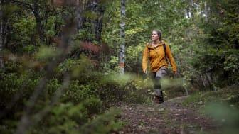 Skaraborg erbjuder en stor variation av vandringsupplevelser. Foto: Tobias Andersson/Next Skövde
