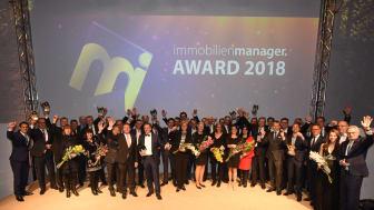Große Bühne für die Besten: Am 1. März wurden in Köln in 14 Kategorien die immobilienmanager Awards verliehen. Foto: Steffen Hauser