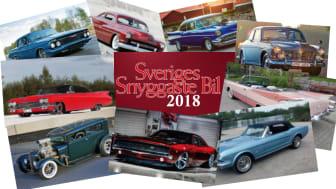 Vem vinner titeln Sveriges snyggaste bil 2018?