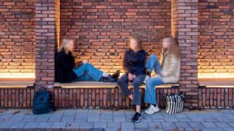 En plats för alla att vara på. Foto: Patrik Sundström