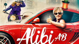 Alibi AB pocket av Christina Larsson