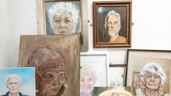 Local artists' annual exhibition at Bury Art Museum