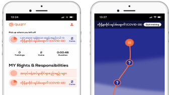 MOVE: Mobile app for migrant workers in Thailand