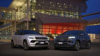 1.  New Jeep� Compass S 4xe and 80th Anniversary