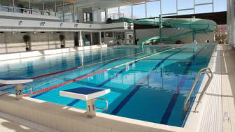 Kammarrätten godkänner avtalet om drift av simhallen