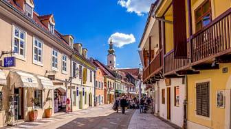 Kroatiska huvudstaden Zagreb är först ut i en rad av nya weekendresmål hos Airtours under våren