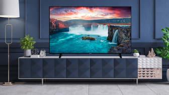 Ökande intresse för TV-apparater
