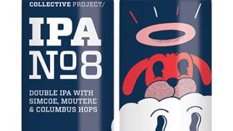 Collective Arts IPA No 8