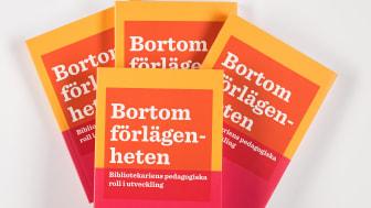 Bortom förlägenheten - Ny antologi om bibliotekariens pedagogiska roll
