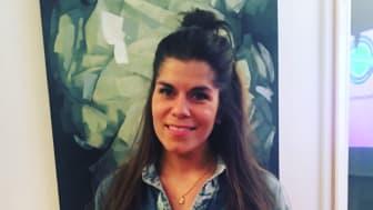 Vinner av Sunn Fornuft Prisen Kristin Gjelsvik fikk i går utdelt vårt smykke #gullvagina