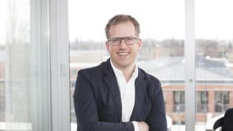 Folkert Schultz, Geschäftsführer der Fressnapf-Gruppe