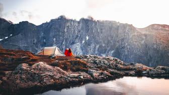 UNIK SJANSE: Få utenlandske turister gir en unik sjanse til å oppleve naturen med god plass. Foto: Hans Kristian Krogh-Hanssen