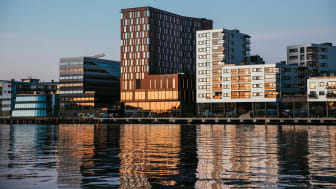 QUALITY HOTEL RAMSALT: Bodøs største hotell med 250 rom.