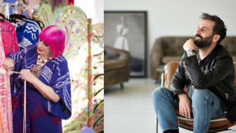 Internationella design- och modestjärnor är starka inslag under Summer Design Week i Stockholm