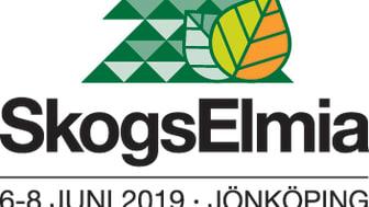 SkogsElmia 6-8 juni 2019
