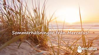 Sommarhälsningar från Mercatus