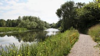 Arbetet med att bevara och utveckla ett av Kävlinge kommuns viktigaste besöksmål och dess naturområden pågår. Flera satsningar görs för att skapa trivsamma miljö, förbättra tillgängligheten och bidra till en aktiv fritid vid ån.