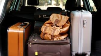 Så packar du bilen rätt inför semestern