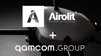 Qamcom Group invests in the advanced drones company Airolit