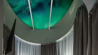 Master suite, Scandic Rovaniemi