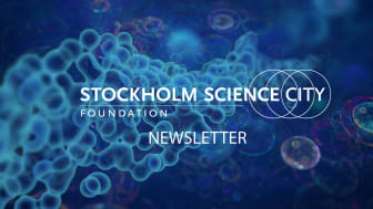 Stockholm Science City Newsletter - Oktober 2020