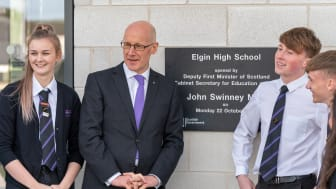MSP JOHN SWINNEY_ELGIN HIGH SCHOOL OPENING_22 OCTOBER 2018_ A9S08429-Edit