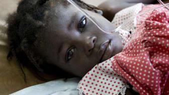 Fortsatt kamp mot kolera i Haiti