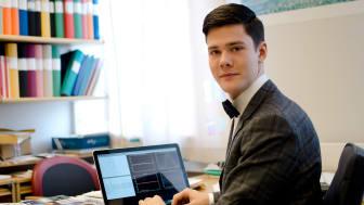 Anders Wall-stipendium till ung astronom på jakt efter jordliknande planeter
