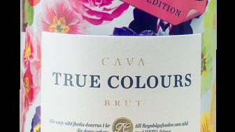 True Colours Limited Edition, flaskbild
