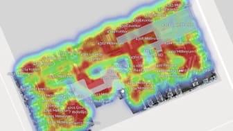 Ökat nyttjande - en av flera fördelar av digitalisering för Akademiska Hus