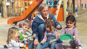Versicherungsschutz für Tagesmütter