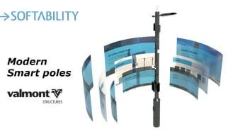 Softability toteutti Valmont Industriesille lisätyn todellisuuden myynti- ja markkinointi-sovelluksen modernien älypylväiden esittelyä varten. AR-sovellus luotiin Microsoft HoloLens 2 -älylaseja sekä iOS-tablettia hyödyntäen. AR-kokemus kehitettiin a