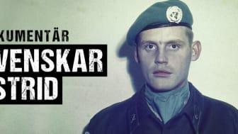 Premiär för ny poddserie - Dokumentär: Svenskar i strid