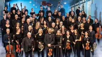 Helsingborgs Symfoniorkester. Foto: Mats Bäcker.