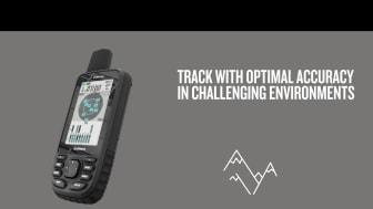 GPSMAP 66sr og GPSMAP 65-serien