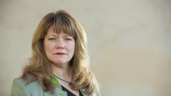 Susanne Nordling (MP), oppositionslandstingsråd i Stockholms läns landsting. Fotograf: Fredrik Hjerling