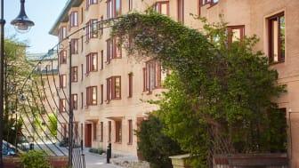 HSB brf Hamnvakten i Stockholm står på tomträtt
