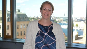 Pernilla Mollstedt, ny affärschef för Tyréns affärsområde konstruktion i region mitt
